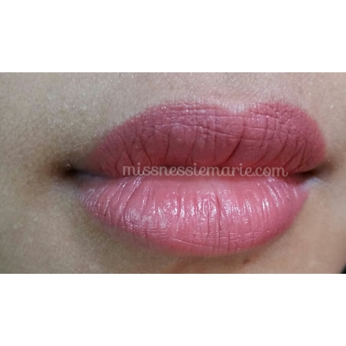 MAC Lipstick in Twig Satin Finish Swatch