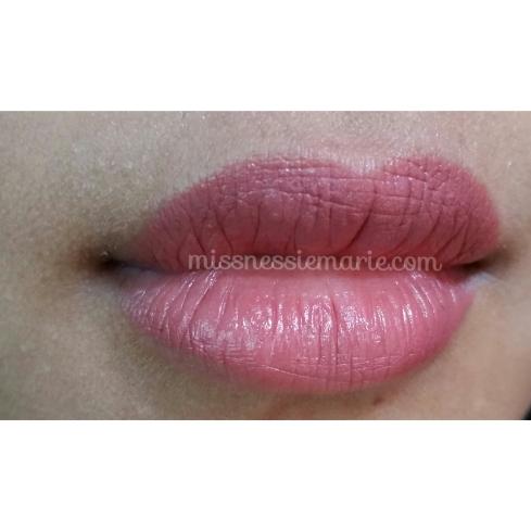 MAC Lipstick in Twig Satin Finish Swatch